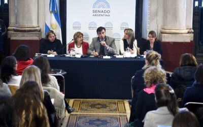 La OPC participó de la Reunión Plenaria de las Comisiones de Presupuesto y Hacienda y Banca de la Mujer sobre Presupuesto con Perspectiva de Género