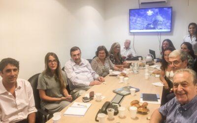 La OPC se reunió con representantes de ONG's dedicadas a transparencia y Presupuesto