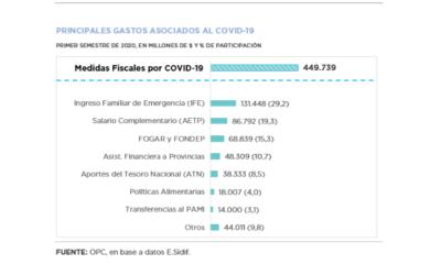 Análisis de la Ejecución Presupuestaria de la Administración Nacional – Junio 2020